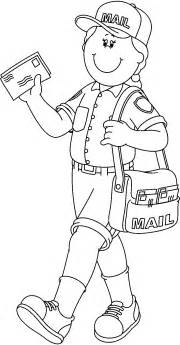 community helpers coloring pages printable community helper coloring pages coloring me