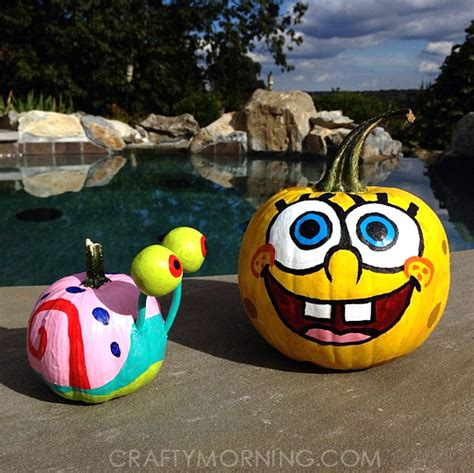 Pumpkin Decorating For Toddlers by Clever No Carve Painted Pumpkin Ideas For Crafty