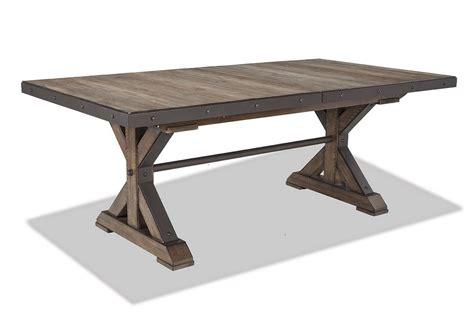 intercon taos trestle table