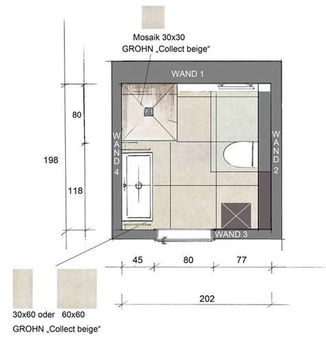 Kleines Badezimmer Mit Dusche Grundriss by Wohlf 252 Hlbad Auf Kleinster Fl 228 Che Verwirklichen