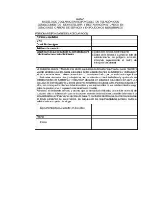Spain - Observatory on Border Crossings Status due to