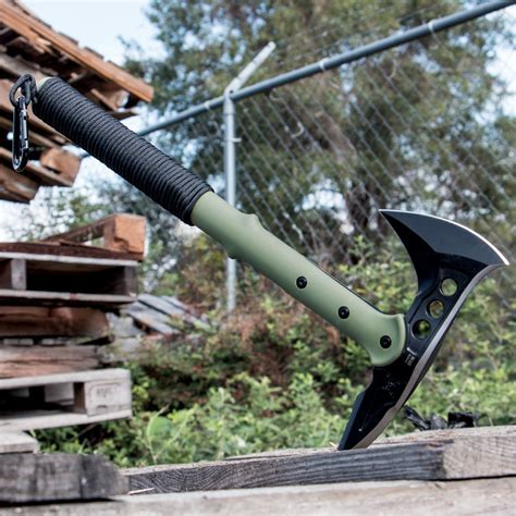 m48 tomahawk review m48 ranger tomahawk axe with lensatic compass and sheath