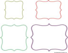 Labels Templates Free by Nestling Friday Freebie Diy Chalkboard Labels