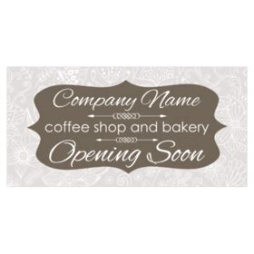 Coming Soon Banner Printastic Com Coming Soon Banner Template