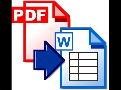 copy table from pdf to word copy pdf tables to word file