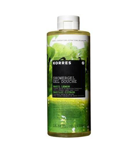 Korres Shower Gel by Korres Lemon Basil Shower Gel Reviews Photos Ingredients