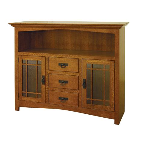 vista buffet amish crafted furniture