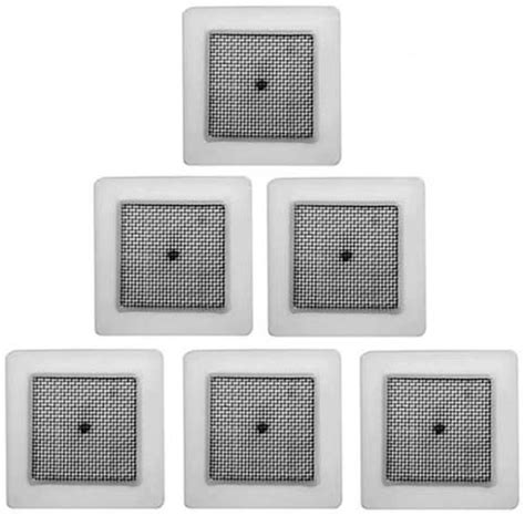 6 ozone plates for alpine ecoquest living air purifier ebay