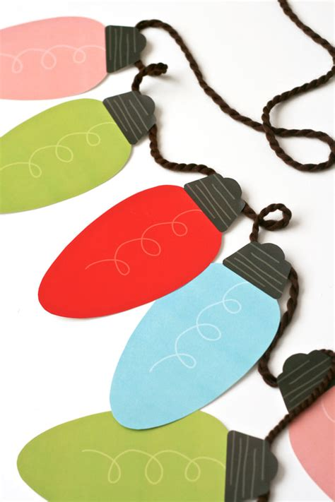 jumbo christmas light free printables tags galore decorating your small space