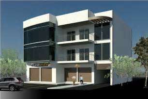 Three Story Building by 21 Dream 3 Storey Building Photo House Plans 69294