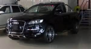 u audi q7 truck is the real deal