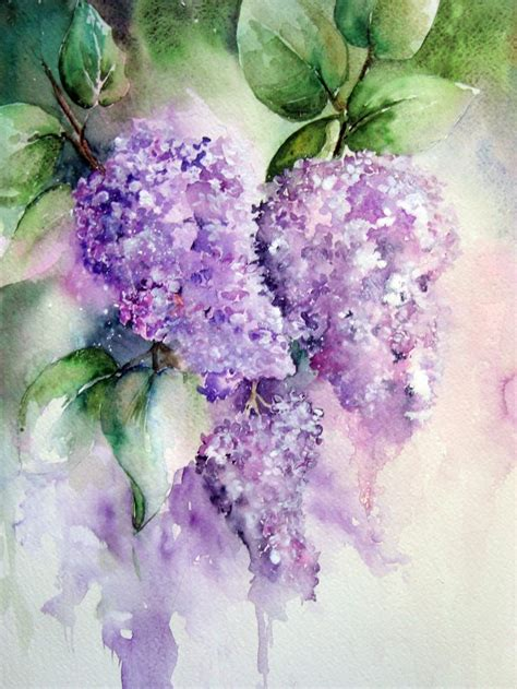 tutorial watercolor flowers 4403 best images about paintings florals on pinterest