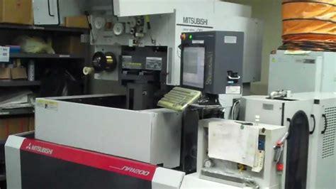 mitsubishi machine mitsubishi na1200 wire edm machine