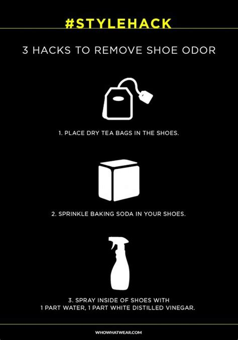 how to remove odor from shoes stylehack 3 smart ways to deodorize smelly shoes