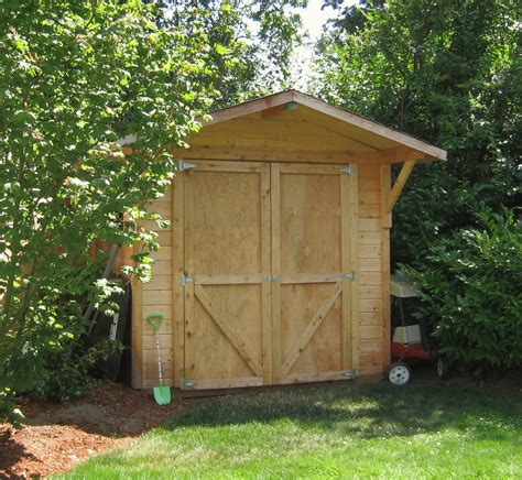 side yard storage shed plans iswandy