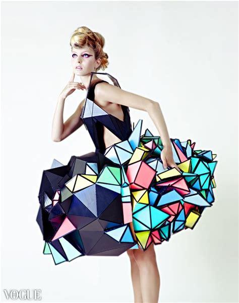 design art wear cubism cardboard fashion ispired by cubism photographer