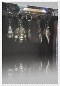 Gantungan Kunci Kerang key chain gantungan kunci dari kerang hasil karya