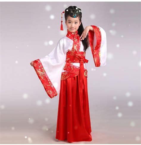 children new costume hanfu children s clothes of
