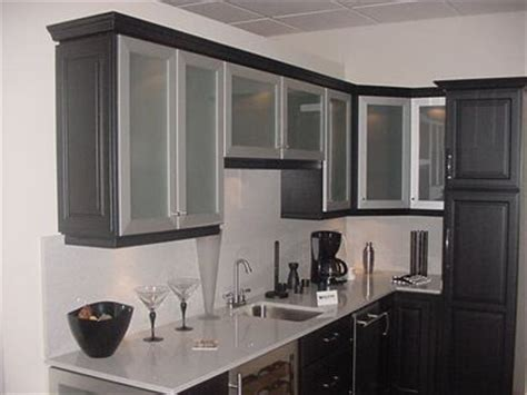 Kitchen Cabinets With Frosted Glass Doors Kitchen Frosted Cabinet Doors My Casa
