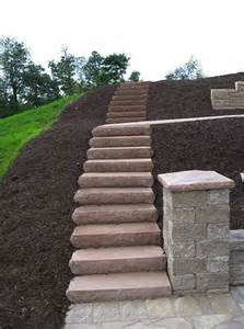 cst landscape steps hardscaping ideas by cst pavers and