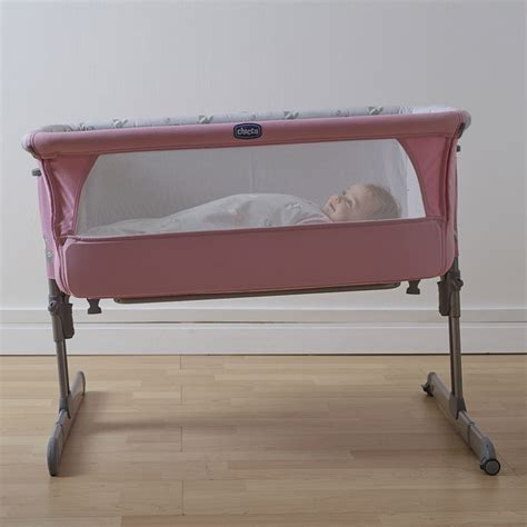 New Bed Side Baby Crib Chicco Next 2 Me Drop Side In Crib Next To Bed