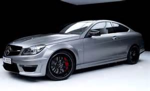 mercedes c63 amg edition 507 released 187 autoguide