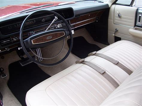 ford galaxy interior 1968 ford galaxie xl fastback 125313