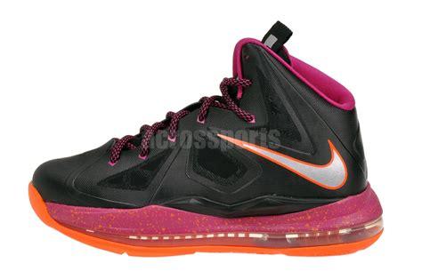 youth lebron basketball shoes nike lebron x gs 10 youth boys basketball