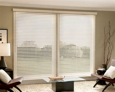 Faux Wood Blinds Sliding Glass Door Interior Design Horizontal Blinds For Patio Doors