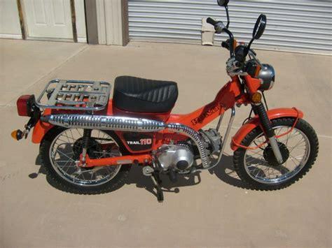 honda ct110 honda ct110 postie bike car interior design