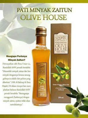 keistimewaan dan khasiat pati minyak zaitun olive house