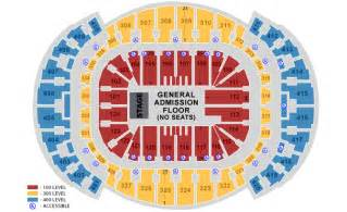 American Airlines Arena Floor Plan United Center Concert Seating Chart American Airlines
