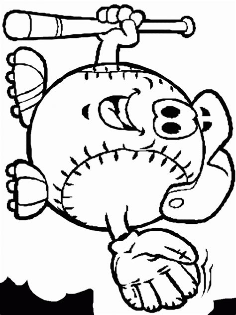free field day coloring pages