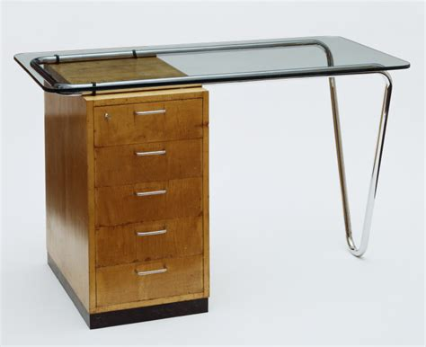 Breuer Desk by Desk Breuer Marcel Lajos V A Search The Collections