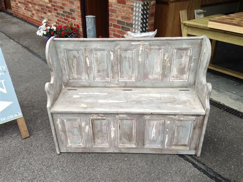 white monks bench distressed monks bench wolds furniture company