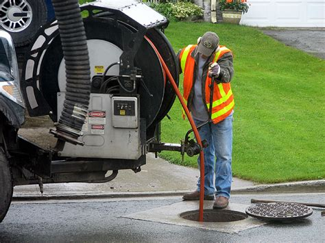 Sewer Cleaning Service Reed S Plumbing Excavating Springfield Mo Plumbing