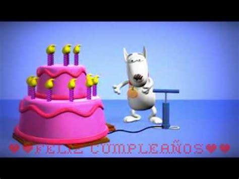 imagenes graciosas de cumpleaños de perros feliz cumplea 241 os gracioso youtube