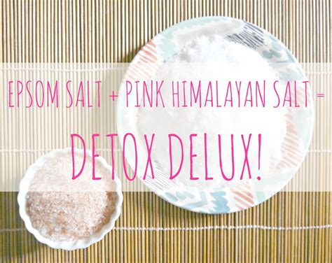 Https Wellnessmama 25539 Diy Detox Foot Soak by Diy Epsom Salt Detox Bath Craftbnb