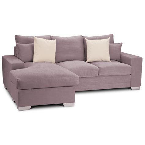 Kensington Large Chaise Sofabed 3 Seater Corner Sofa Bed