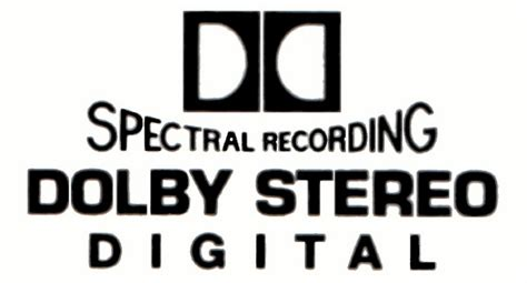 dolby 3000 cur dolby stereo logopedia the logo and branding site