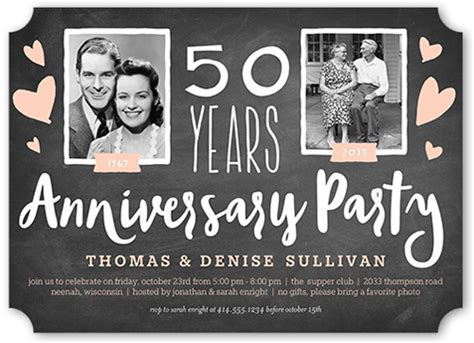 How to Plan An Anniversary Party Step by Step   Shutterfly