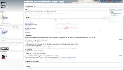 dokuwiki templates dokuwiki umstellung monobook auf das standard