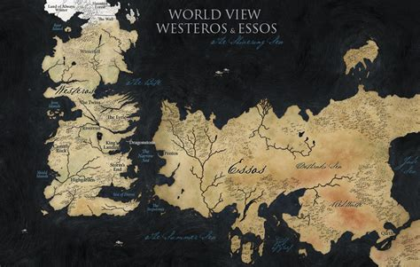 map of essos of thrones maps get to your way around the seven kingdoms bostinno