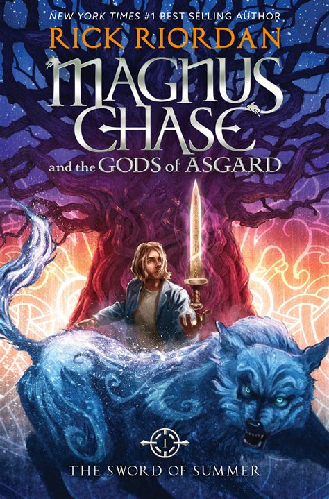 of the gods books magnus and the gods of asgard series