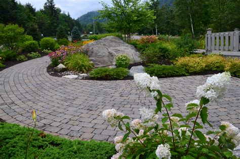 earth roots landscaping portfolio lake placid