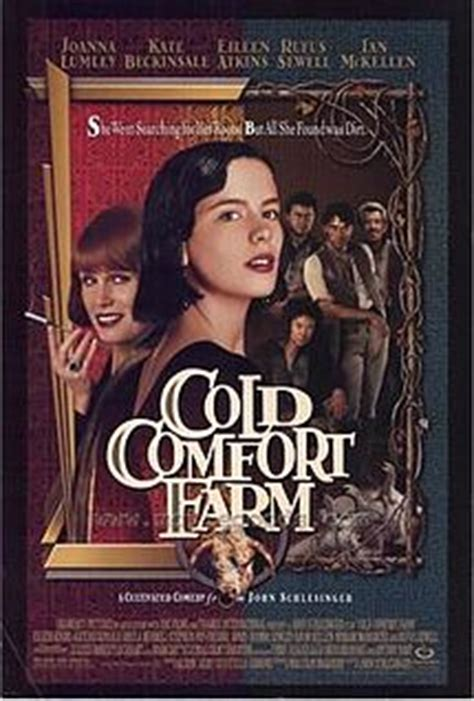 cold comfort farm movie perpetual chaos of a wandering mind book film review