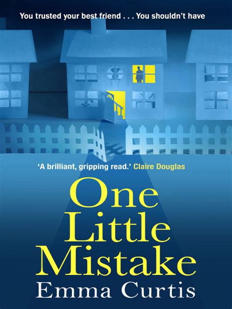 One Mistake By Curtis Ebooke Book one mistake borough of bexley overdrive