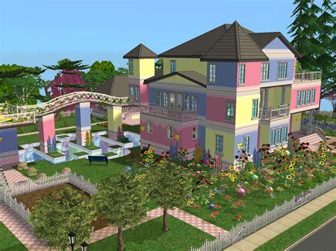 sims 2 houses parsimonious the sims 2 houses