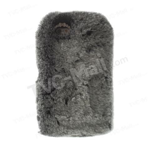 warm rabbit fur pc for iphone 6s 6 4 7 inch