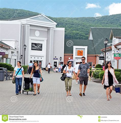 Chappaqua New York woodbury commons outlets editorial photo image 32093656